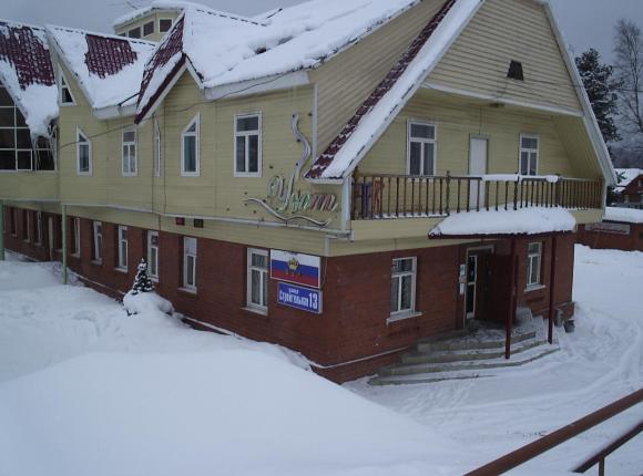 Отель Inn Yut+, Байкальск