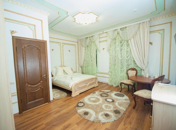 Ресторанно-гостиничный комплекс Арм-Престиж, Куровское