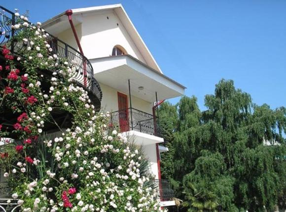 Гостевой дом Жили-были, Лазаревское