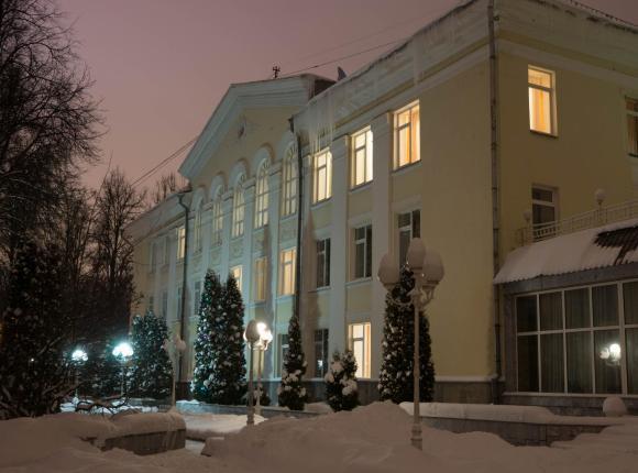 Отель Вечный зов, Москва