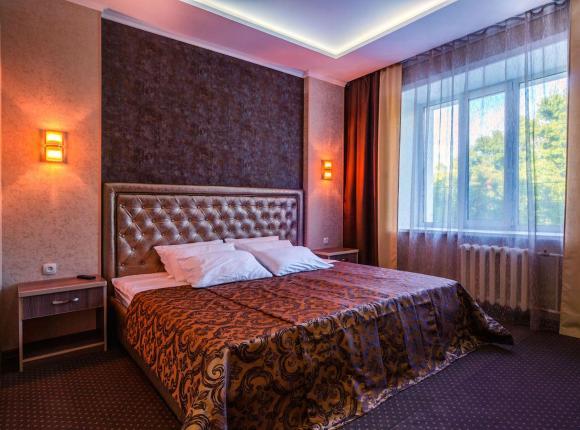 Отель Малина, Белогорск (Амурская область)