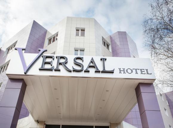 Отель Versal, Минеральные Воды