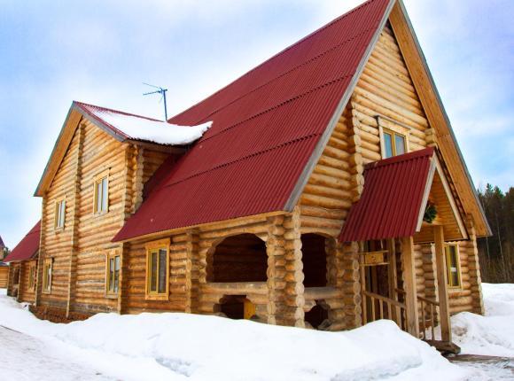 База отдыха Лукоморье, Архангельск