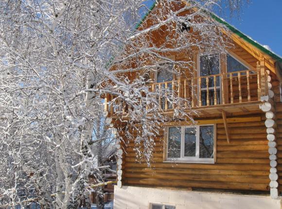 Отель Теремок в горах, Новоабзаково