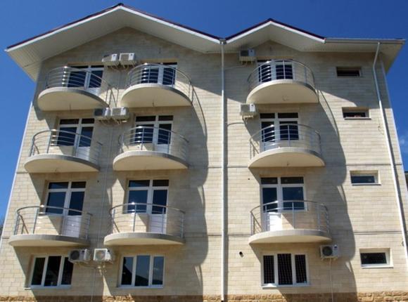 Гостевой дом Виктория на Партизанской, Лазаревское