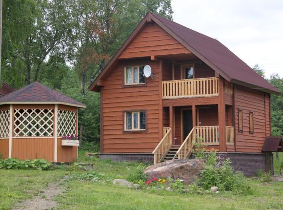 Дом для отпуска Бояринов Двор, Тиурула