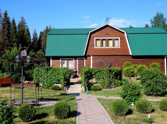 База отдыха Резиденция Комела, Троицкое