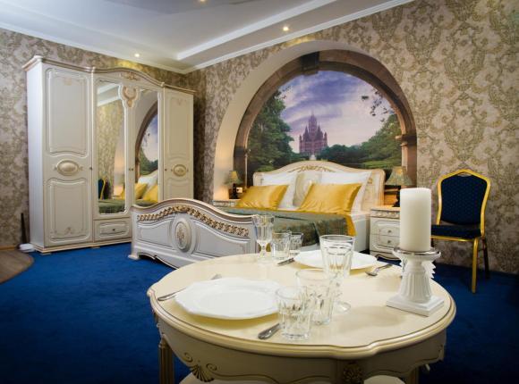 Отель Barocco, Ростов-на-Дону