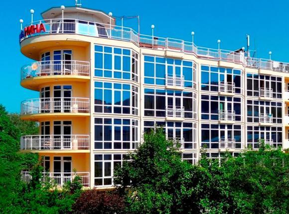 Частная гостиница Вилла-Нина, Лазаревское