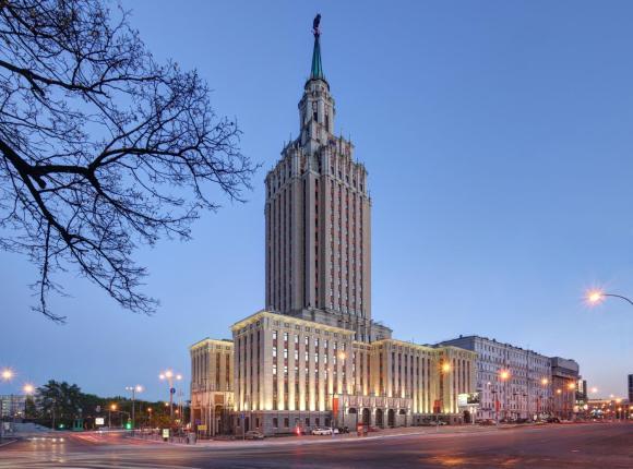 Отель Хилтон Москва Ленинградская