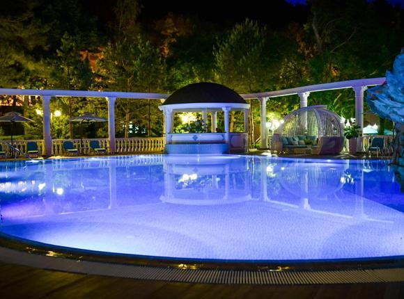 Курортный отель Благодать, Джанхот