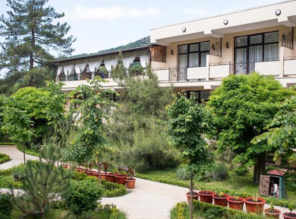 Гостиничный комплекс Благодать, Джанхот