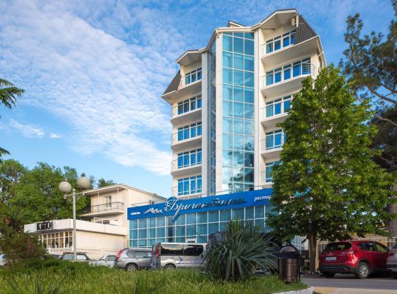 Отель Бригантина, Геленджик
