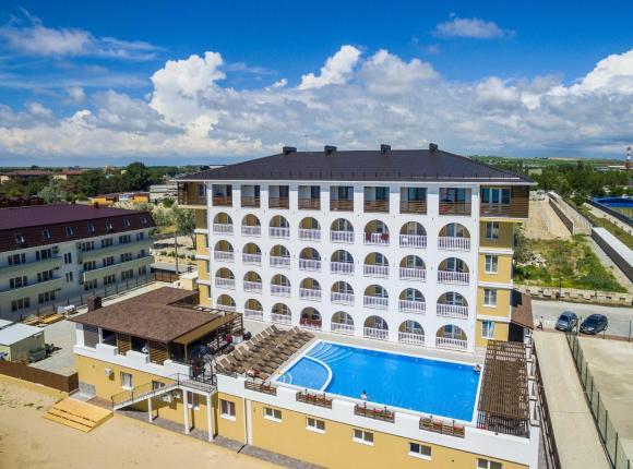 Отель Ла Мелия, Анапа