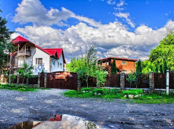 Гостевой дом Жили-Были, Каменномостский, Республика Адыгея