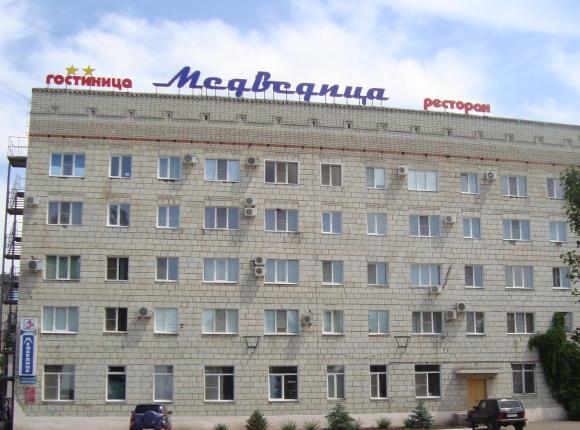 Отель Медведица, Михайловка