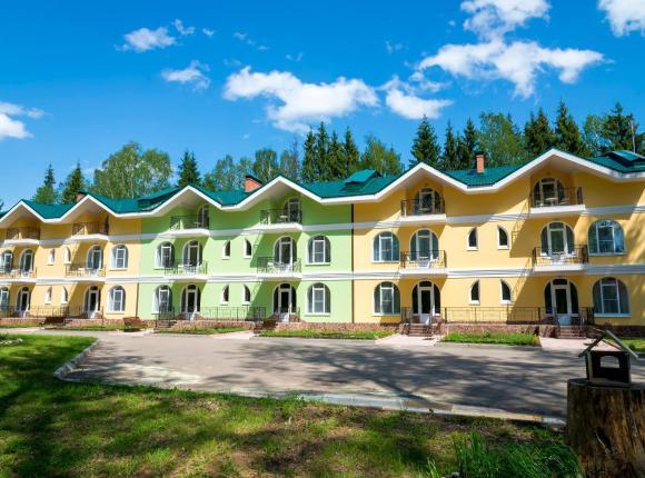 Загородный комплекс Рябеевская поляна, Тверь