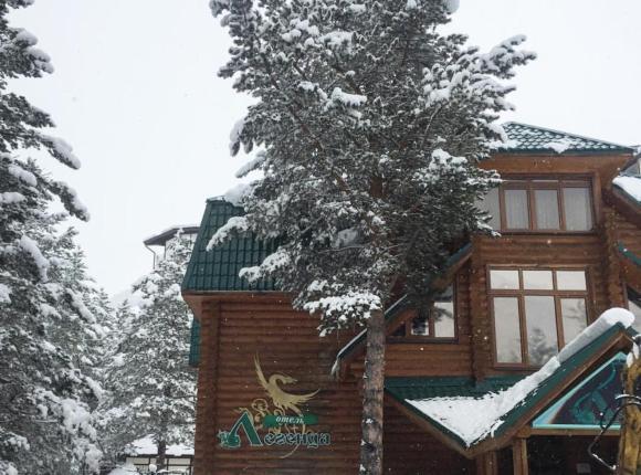 Отель Легенда, Терскол