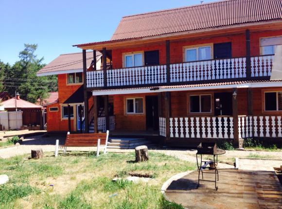Гостевой дом Янтарная Терраса, Энхалук