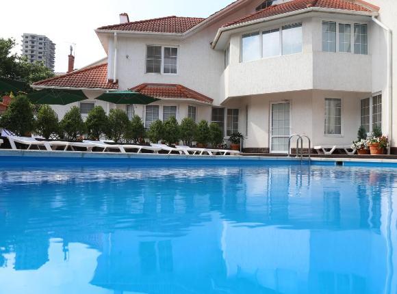 Гостевой дом Villa del Mar, Геленджик