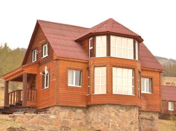 База отдыха Берег Байкала, Сарма