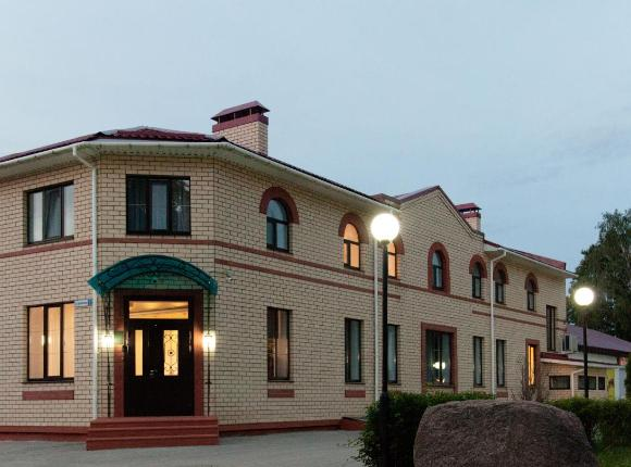 Гостиница Медем, Псков