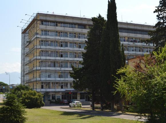 Гостиница Аэропорт Сочи, Адлер