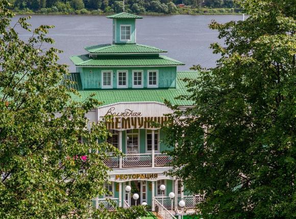 Отель Волжская жемчужина, Ярославль