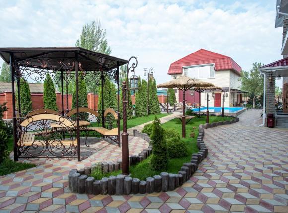 База отдыха Якорь, Караульное