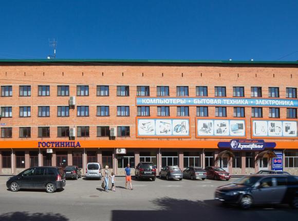 Гостиница Кристалл, Богородицк