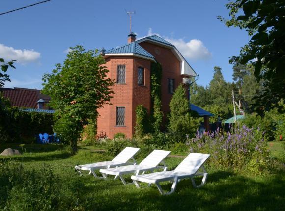 Загородный дом Дедёшено, Зеленоград