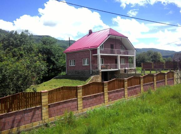 Гостевой дом Отдых в горах Адыгеи, Хамышки