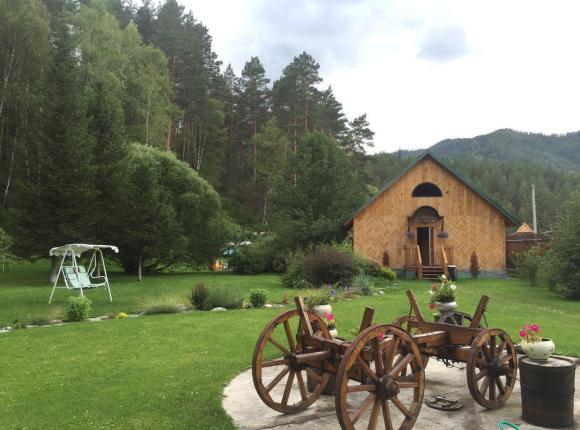Гостевой дом Лаундж, Аскат