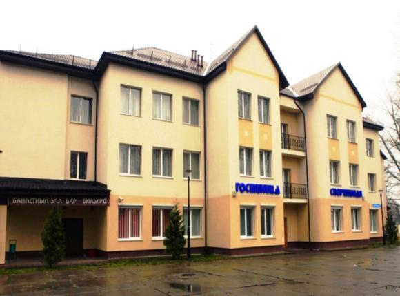 Гостиница Спортивная, Волочаевское