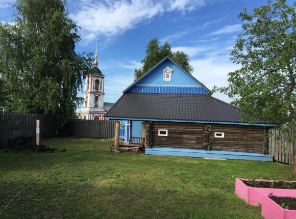Гостевой дом Маленький дом с большим сердцем, Веськово