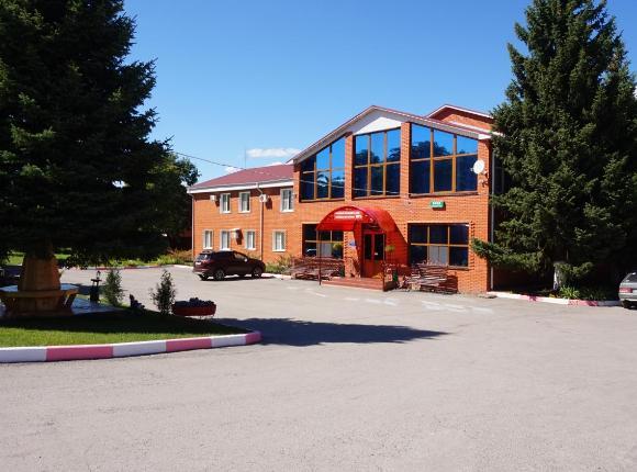 Отель Элит, Богородицк