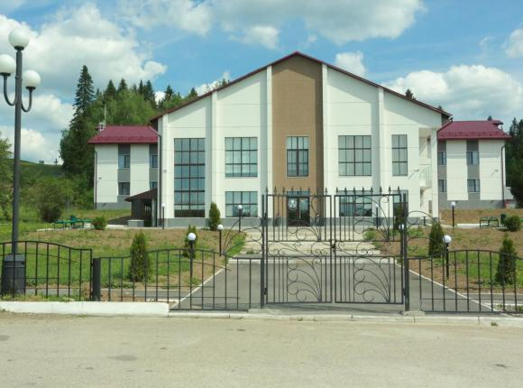 Отель Гостиный двор, Лысьва