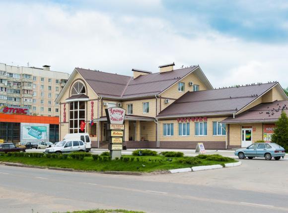 Отель Гранд, Павловск (Воронежская область)