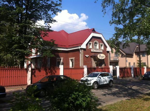 Отель Визит, Череповец
