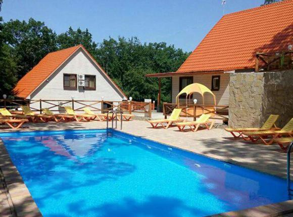 Отель Оранжевое Солнце, Лазаревское