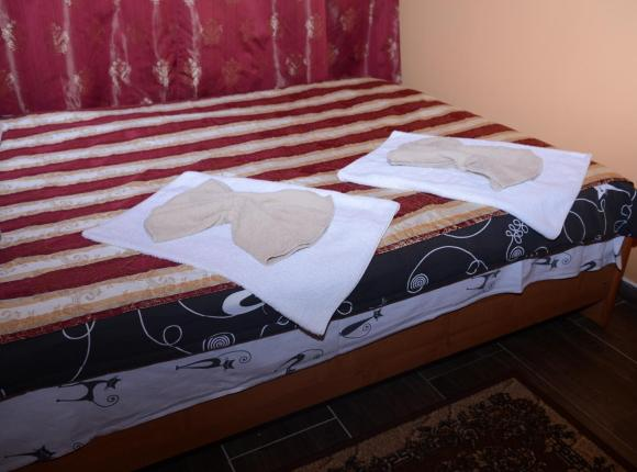 Мини-гостиница Алые Паруса, Верещагино