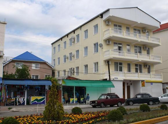 Отель Азалия, Лазаревское