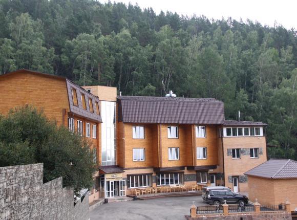 Отель Cозвездие Байкала, Листвянка