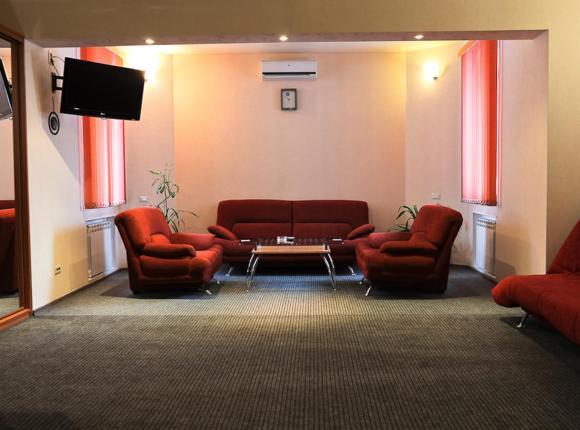 Гостиница Три Кита, Челябинск