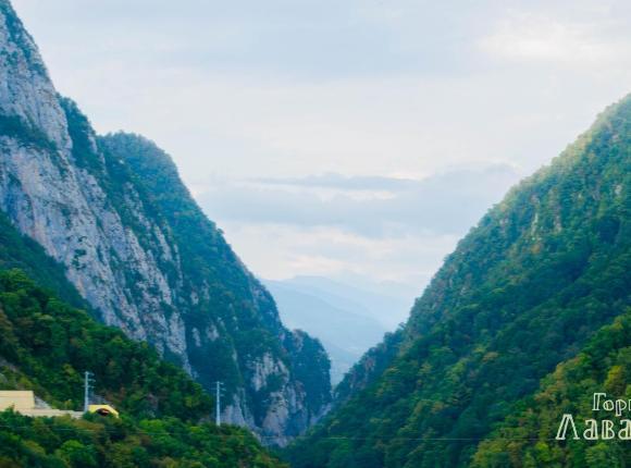 Гостевой дом Горная Лаванда, Монастырь