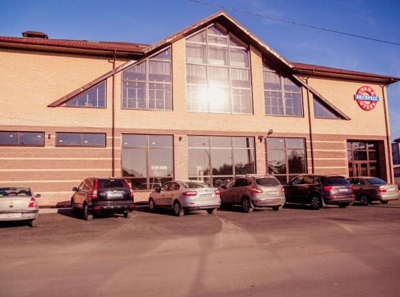 Гранд-отель Экспресс, Павловск (Воронежская область)
