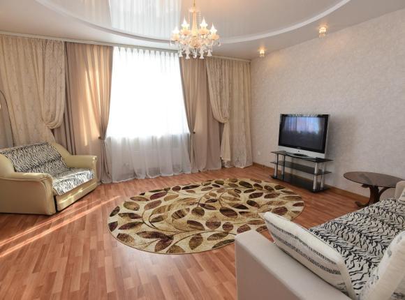 Apartment Domashny Uyut na Malysheva 4B, Екатеринбург