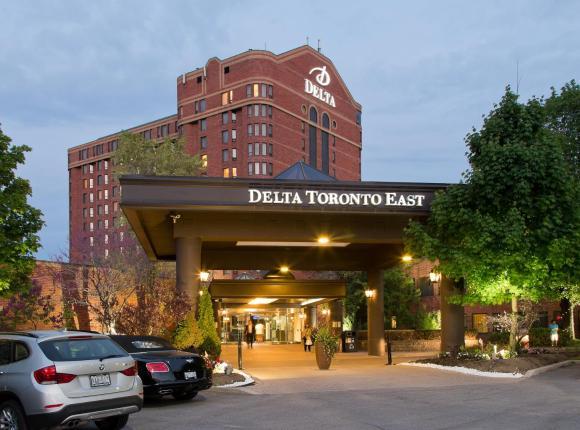 Delta Hotels by Marriott Toronto East, Торонто