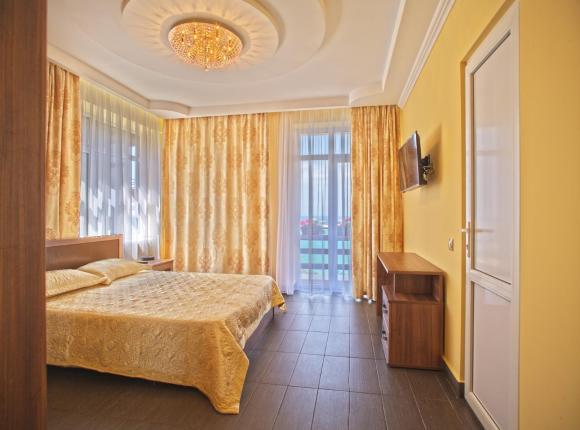 Гостевой дом Солнечный Пик, Лазаревское