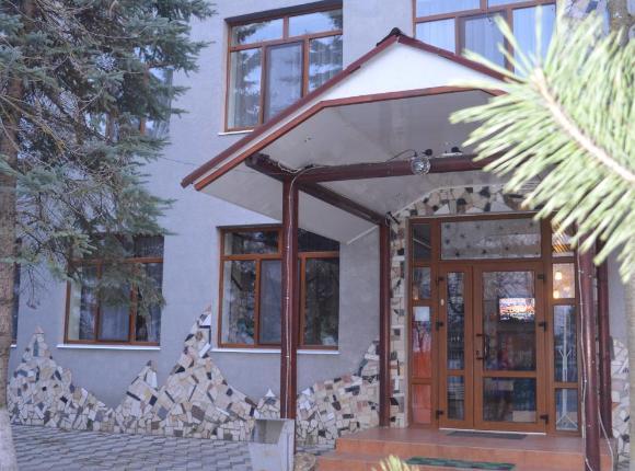 Мотель 205 км, Колыхманово